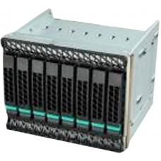 INTEL HOTSWAP DRIVE CAGE KIT, 8x 2.5' HDD Support, for P4304XXMUXX FUP8X25S3HSDK