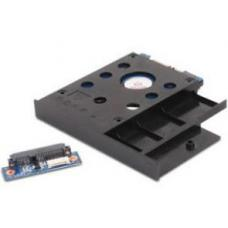 Shuttle PHD2 2nd HDD Rack Kits for XS35 Series - Support SATA drive Hard Disk or SSD with 63.5mm/2.5'' form factor minimum height of 9.5mm PHD2