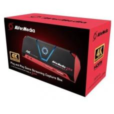 AVerMedia GC513 Live Gamer Portable 2 PLUS, Ultra HD 4K Pass Through Capture Device. Record 1080p @ 60 fps. 12 Months Warranty 61GC5130A0AH