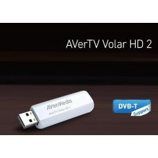 AVerMedia TD110 TV Tuner, DVBT, USB 2.0, Remote, High-Gain Antenna. Live 3D TV Viewing 61TD1100A0AB