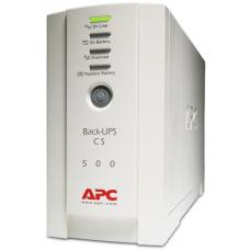 APC Back-UPS BK500EI CS 500VA 300Watts, USB, hot swap battery BK500EI