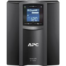 APC SMC1500IC Smart UPS 1500VA with Smartconnect, LCD, Tower, 2 Year Warranty SMC1500IC