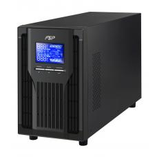 FSP Champ 3000VA / 2700W Online UPS /Smart RS-232/USB/SNMP. Requires 15AMP Wall Socket to support large ground pin. CHAMP 3K