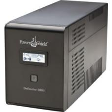 PowerShield Defender 650VA / 390W Line Interactive UPS with AVR, Australian Outlets and user replaceable batteries - UPD-UPA601V2100BB D650