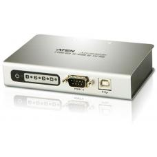 Aten USB to 4 Port Serial RS-232 Hub UC2324-AT