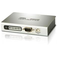 Aten USB to 4 Port Serial RS-422/485 Hub UC4854-AT