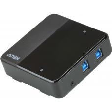 Aten 2 x 4 USB 3.1 Gen1 Peripheral Sharing Switch 2 x 4 USB 3.1 Gen1 Peripheral Sharing Switch 2 x 4 USB 3.1 Gen1 Peripheral Sharing Switch 2 US3324-AT