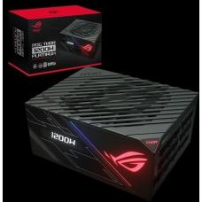 ASUS ROG-THOR-1200P 1200w PLATINUM Power Supply With Aura Sync / OLED ROG-THOR-1200P