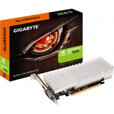 Gigabyte nVidia GeForce GT 1030 2GB DDR5 Silent PCIe Video Card 4K@60Hz HDMI DVI 2x Displays Low Profile 1506/1468 MHz ~VCG-N1030D5-2GL GV-N1030D5-2GL GV-N1030SL-2GL