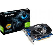 Gigabyte nVidia GeForce GT 730 2GB 3.0 DDR3 Ultra Durable PCIe Video Card 4K HDMI DVI VGA 3xDisplays Fan 902Mhz ~VCG-N730D5-2GL GV-N730D3-2GI