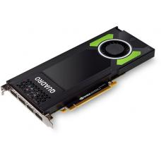 Leadtek nVidia Quadro P4000 PCIe Workstation Card 8GB DDR5 4xDP 1.4 4x5120x2880@60Hz 256-Bit 243GB/s 1792 Cuda Core Single Slot Full Height ~M4000 P4000