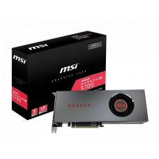 MSI AMD Radeon Navi RX 5700 8GB GDDR6 PCIe 4.0 Video Card 7680x4320@60Hz 4xDisplays 3xDP HDMI 1725/1625 7nm FreeSync 2 HDR Fidelity FX RX 5700 8G