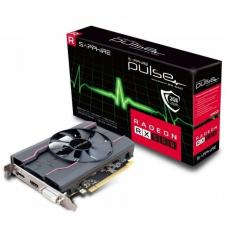 Sapphire AMD PULSE RX 550 4GB Gaming Video Card - GDDR5 DP/HDMI/DVI AMD Eyefinity 1071MHz 640 Stream Processors 11268-15-20G