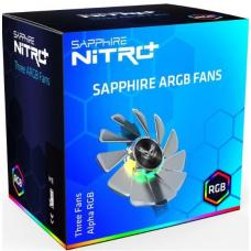 SAPPHIRE GEAR ARGB FAN (3 IN 1) FOR NITRO+ RX 5700 SERIES LITE (4N004-03-20G) 4N004-03-20G