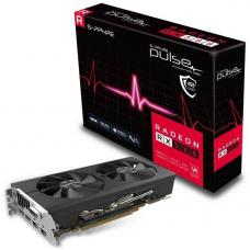 Sapphire PULSE AMD RX 580 4GB Gaming Video Card - GDDR5 2xDP/2xHDMI/DVI VR Ready 1366MHz 11265-09-20G