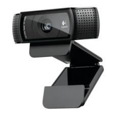 Logitech C920 HD Pro Webcam FHD 1080p/H.264/Autofocus/15MP LS-> VILT-C922 960-000770
