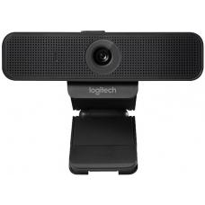 Logitech C925e Pro Stream Full HD Webcam 30fps at 1080p Autofocus Light Correction 2 Stereo Microphones 78 FoV 960-001075