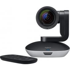 Logitech PTZ Pro 2 Conference Cams HD Video Conferencing Pan Tilt Zoom Camera for Medium-Large Business Group works w Skype MS Lync Cisco Jabber Wex 960-001184