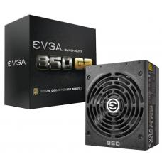 EVGA PSU (Full-Modular), 850W, 80+ Gold 92%, SuperNOVA G2, 140mm Fan, 6xPCIE, Single Rail, 10 Year Warranty 220-G2-0850-X4