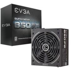 EVGA PSU (Full-Modular), 850W, 80+ Platinum 94%, SuperNOVA P2, 140mm Fan, 6xPCIE, Single +12V Rail, 10 Year Warranty 220-P2-0850-X4