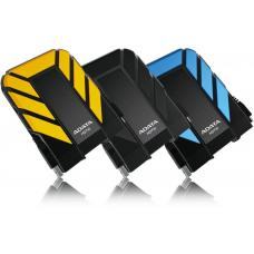 "ADATA 1TB Yellow HD710 IP68 MILSPEC 2.5"" USB3 External HDD"