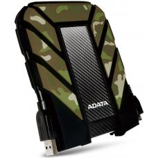 "ADATA 1TB Woodlands Camo HD710M IP68 MILSPEC 2.5"" USB3 External HDD"