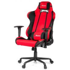 Arozzi Black & Red Torretta XL Adjustable Ergonomic Motorsports Inspired Desk Chair ARO-TORXL-RD