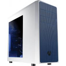 Bitfenix White & Blue Neos Mid Tower Chassis
