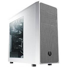 Bitfenix White & Silver Neos Mid Tower Chassis