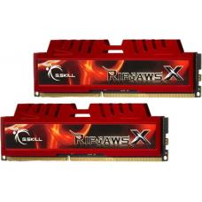 G.Skill DDR3-1333 16GB Dual Channel [RipjawsX] F3-10666CL9D-16GBXL