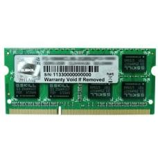 G.Skill DDR3-1600 4GB Single Channel SODIMM F3-1600C11S-4GSL GS-F3-1600C11S-4GSL