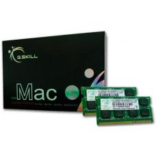 G.Skill DDR3-1333 8GB Mac Dual Channel SODIMM [SQ] FA-10666CL9D-8GBSQ GS-FA-10666CL9D-8GBSQ