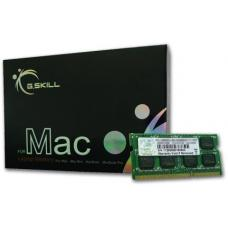 G.Skill DDR3-1333 8GB Single Channel Mac SODIMM [SQ] FA-1333C9S-8GSQ GS-FA-1333C9S-8GSQ