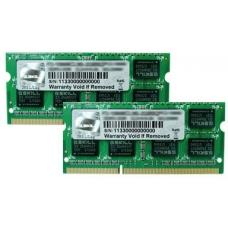 G.Skill DDR3-1066 8GB Dual Channel Mac SODIMM [SQ] FA-8500CL7D-8GBSQ GS-FA-8500CL7D-8GBSQ