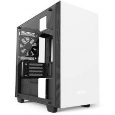 NZXT White H400i Mini Tower Chassis