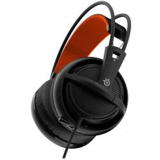 SteelSeries Black Siberia 200 3.5mm Headset SS-51133