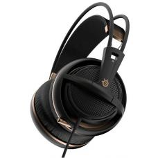 SteelSeries Alchemy Gold Siberia 200 3.5mm Headset