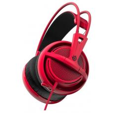 SteelSeries Forged Red Siberia 200 3.5mm Headset