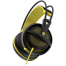SteelSeries Proton Yellow Siberia 200 3.5mm Headset SS-51138