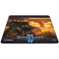 SteelSeries QcK Starcraft II Wings of Liberty Marine Edition Mouse Pad