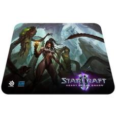 SteelSeries QcK Starcraft II Heart Of The Swarm Kerrigan Edition Mouse Pad