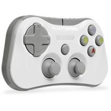 SteelSeries White Stratus Wireless Gamepad For Apple iOS7+ Devices