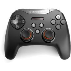 SteelSeries Black Stratus XL Wireless Gamepad For Windows & Android SS-69050