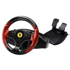 Thrustmaster Ferrari Red Legend Edition Racing Wheel For PC & PS3