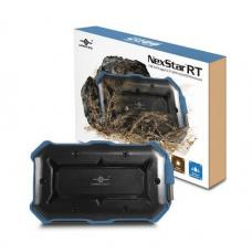 "Vantec NexStar RT USB 3.0 Rugged 2.5"" SATA SSD/HDD Enclosure VAN-NST-250S3-BL"