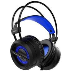 Verico Element G G331 USB & 3.5mm Blue LED Headset VER-ELEMENTG-G331