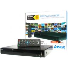 Laser DVD-HD008 DVD Player HDMI, Composite & USB