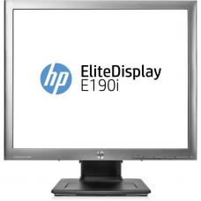 HP E190 18.9'', 5:4, 8ms, 1280 x 1024, VGA+DVI+DP, 3x USB 2.0, Tilt, Swivel, Pivot, 3Yrs E190I (E4U30AA)
