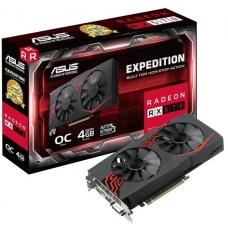Asus EX-RX570-O4G AMD Radeon RX570 4GB GDDR5 Expedition OverClocking Graphics Card