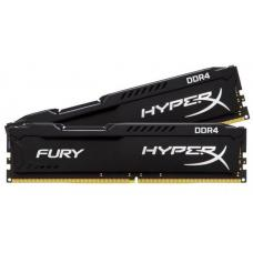 Kingston HX421C14FBK2/8 8GB 2133MHz DDR4 Non-ECC CL14 DIMM (Kit of 2)HyperX FURY Black Series
